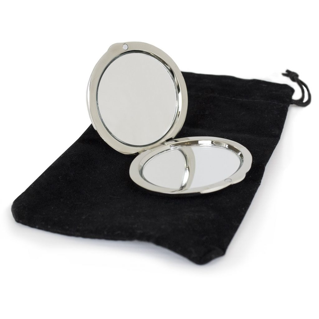 Personalised Best Friend Compact Mirror