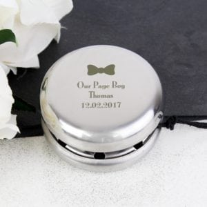 Personalised Bow Tie YOYO