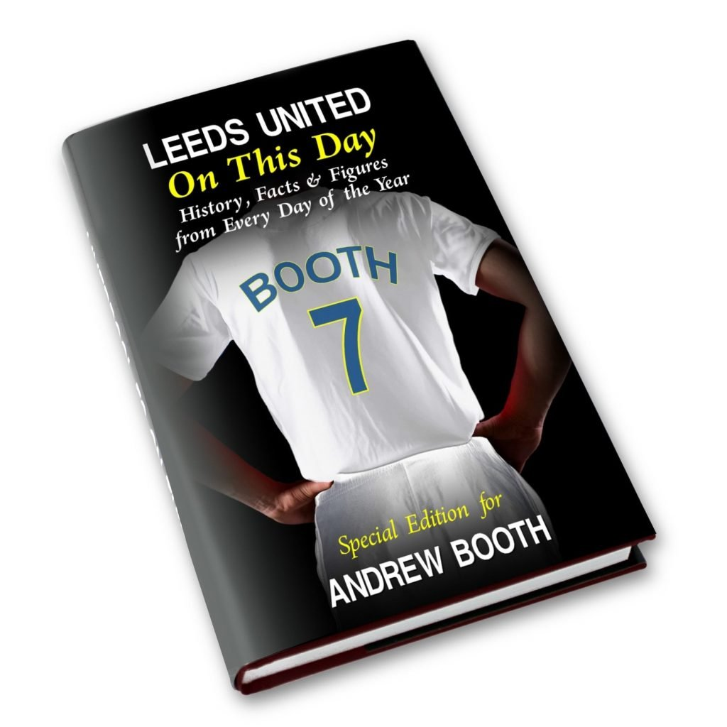 Personalised Leeds on this Day Book