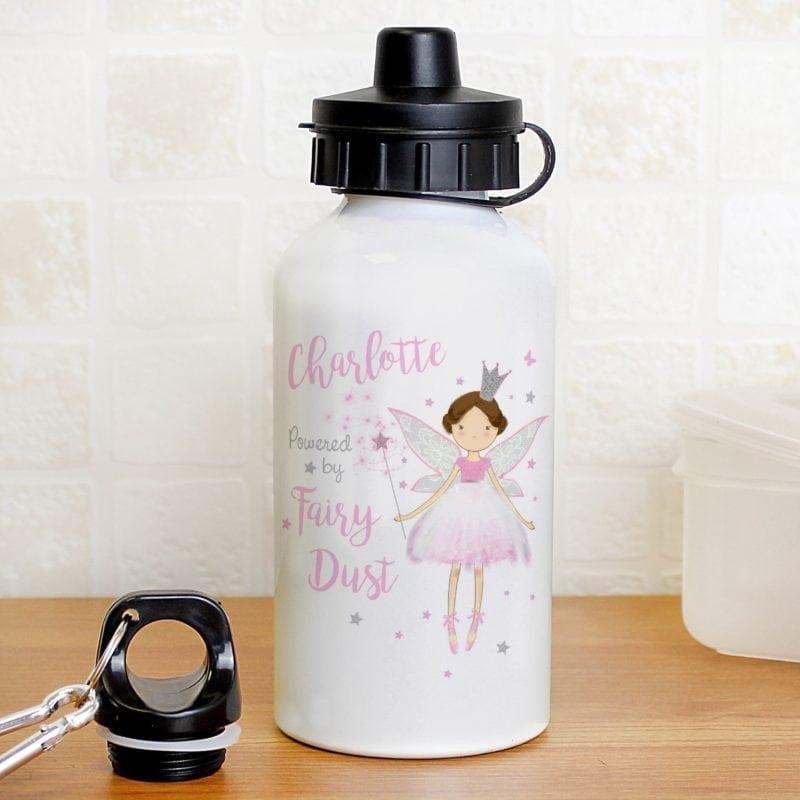 Personalised Fairy Princess Drinks Bottle