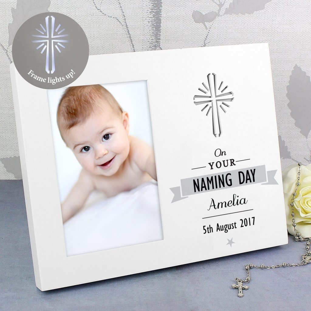 Personalised On Your... 4x6 Light Up Frame