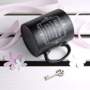 Bitch Please! Personalised Will You Be My Maid Of Honour Mug