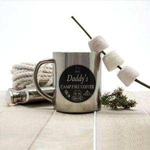 Daddy's Campfire Coffee Outdoor Mug