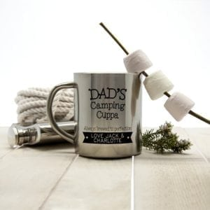 Dad's Cuppa... Brewed To Perfection Outdoor Mug