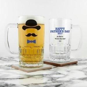 Gentleman Dad's Beer Tankard