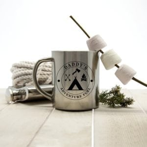 Gentlemen's Adventure Fuel Outdoor Mug