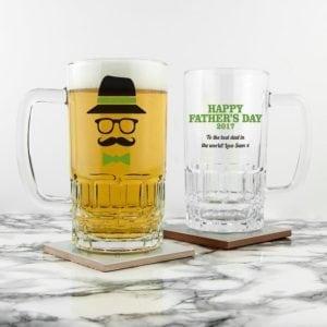 Hipster Dad's Beer Tankard