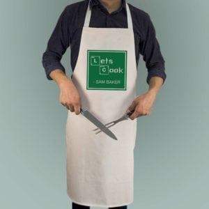 Let's Cook Apron
