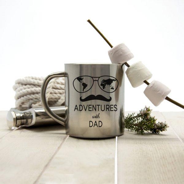 Gentlemen's Hipster Outdoor Mug