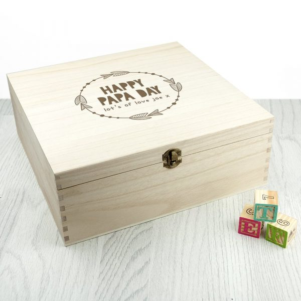 Personalised It's Your Day Box