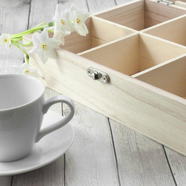 Tea Box With Name