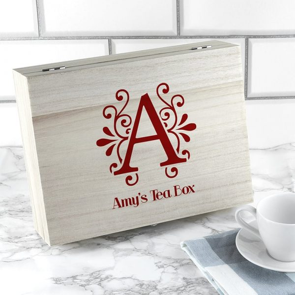Initial Tea Box