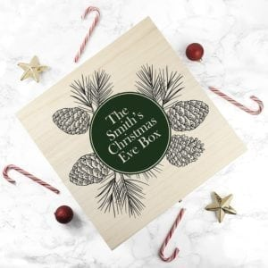 Personalised Classic Christmas Eve Box