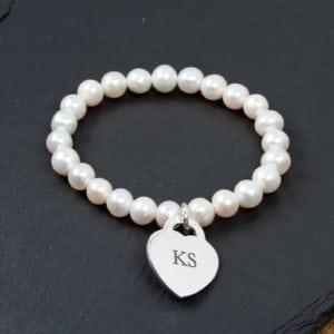 Personalised Forever Bracelet