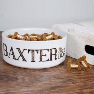 Personalised Greedy Dog Bowl