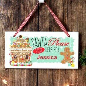 Christmas Signs, Plaques & Wall Decorations