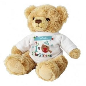 Christmas Teddies