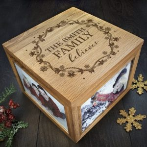 Christmas Photo Boxes