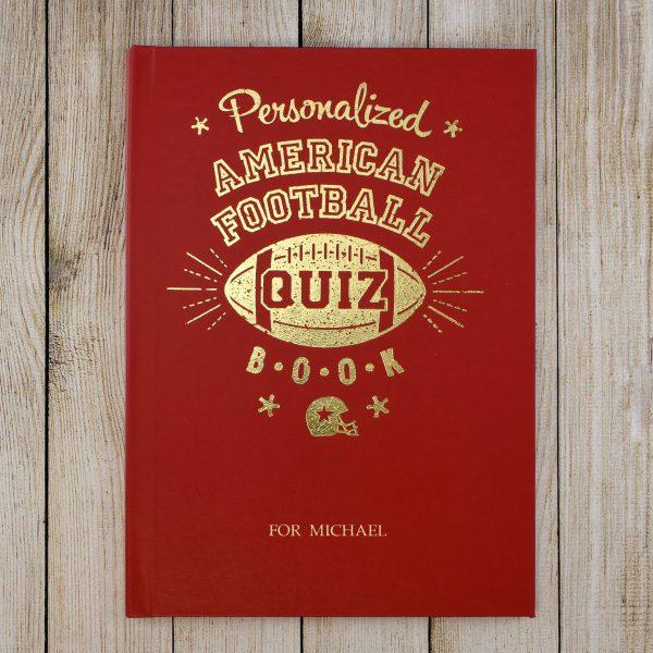 American Football Quiz Book