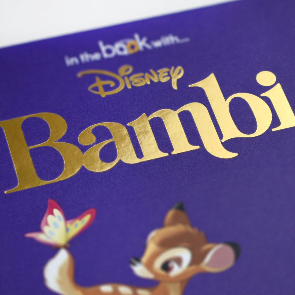 Personalised Disney Bambi StoryBook
