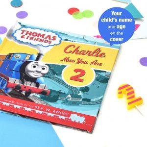 Books for Birthdays
