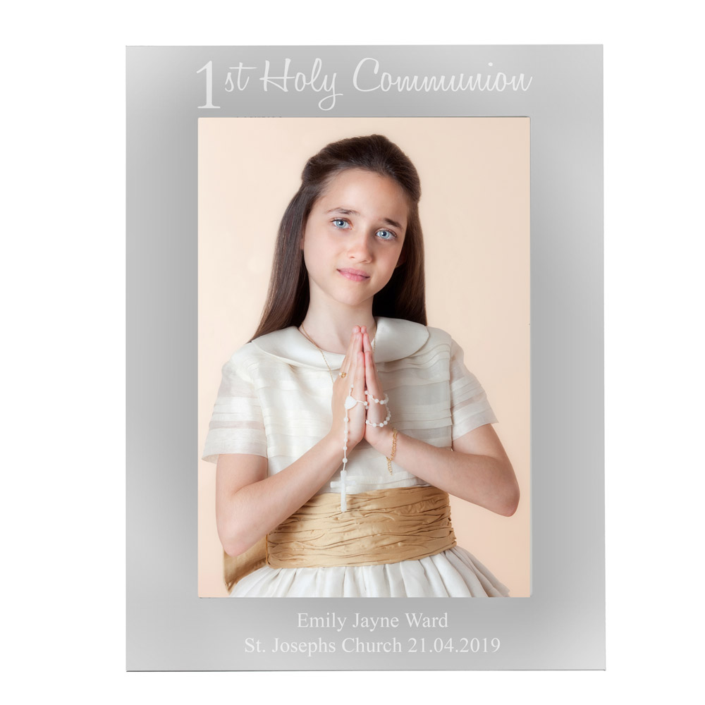 First Holy Communion 7x5 Photo Frame
