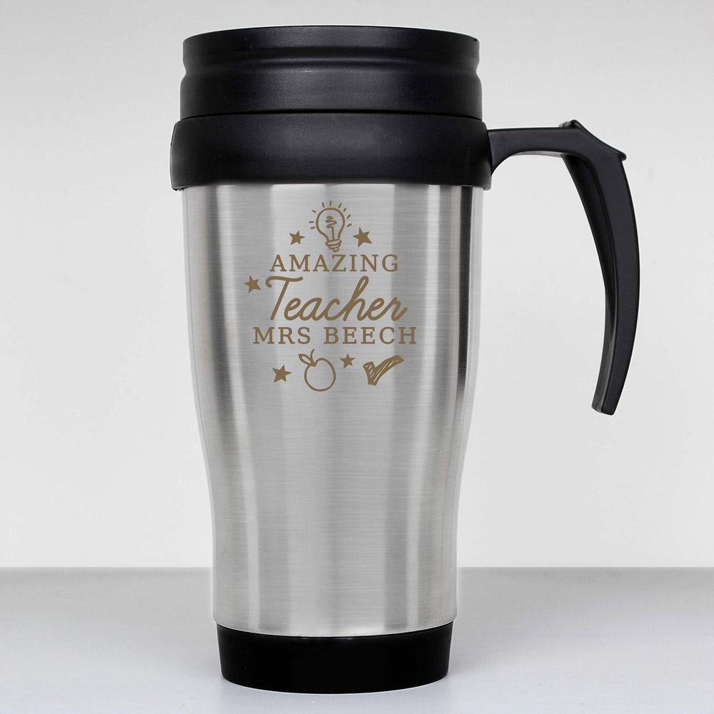 Amazing Teacher Travel Mug