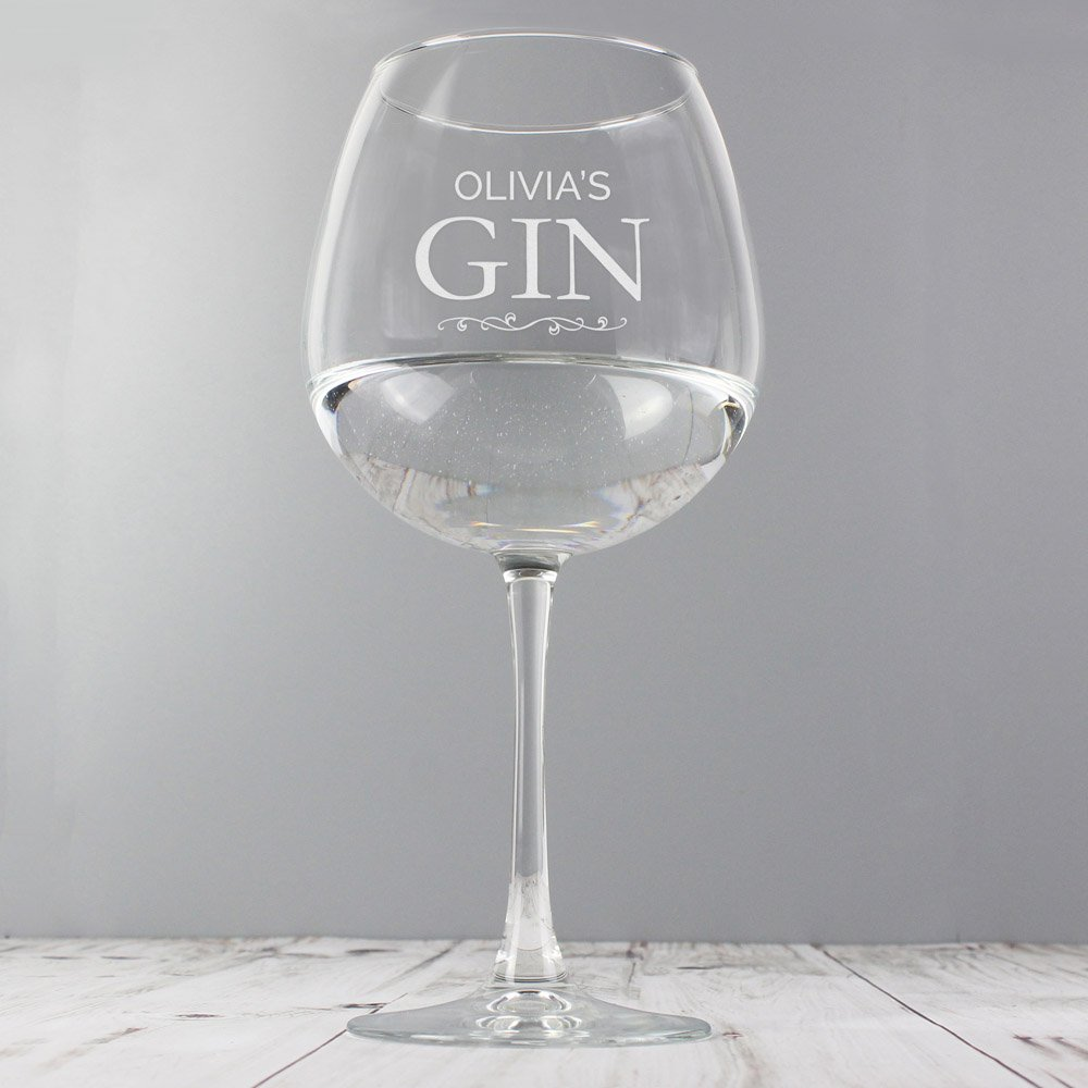 Gin Balloon Glass