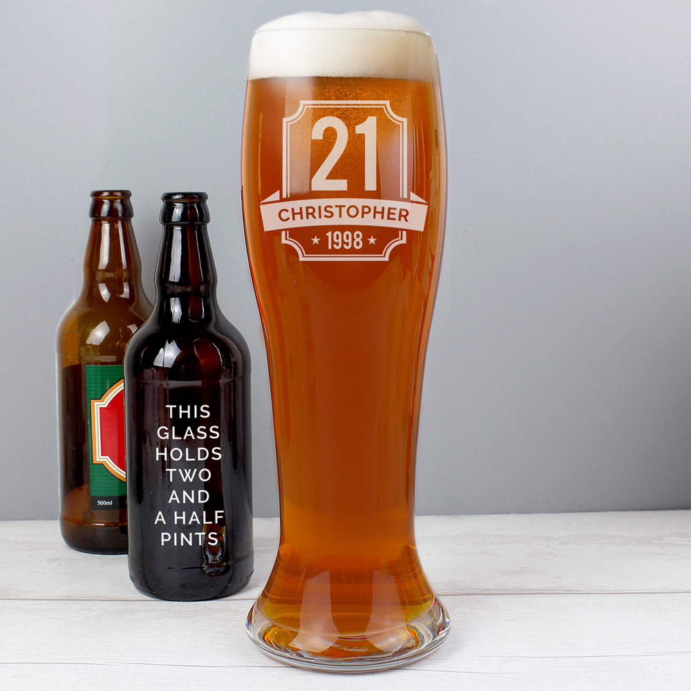 Big Age Giant Beer Glass