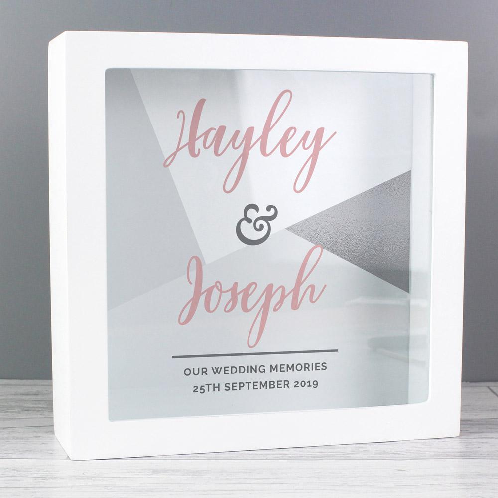 Wedding Fund and Keepsake Box