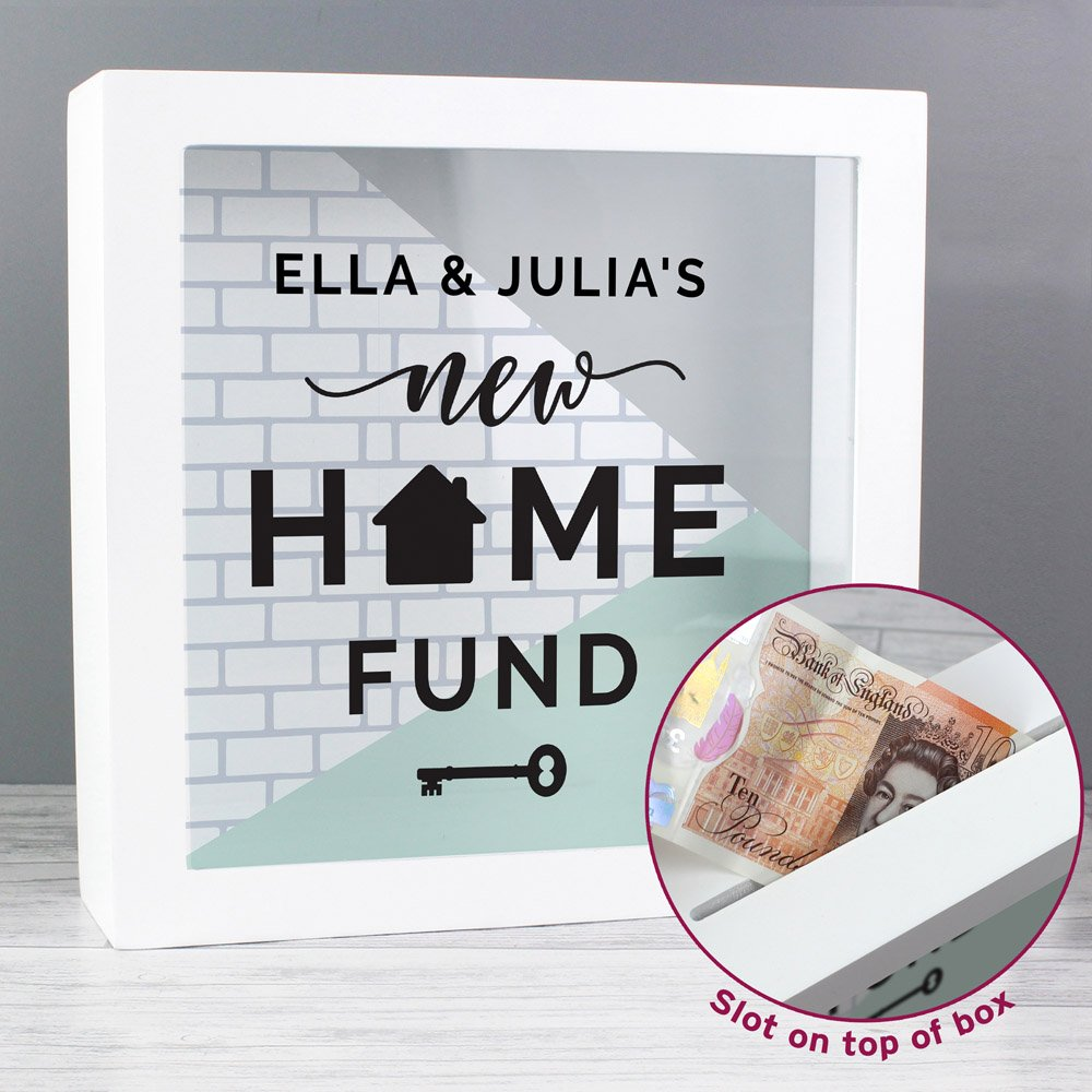 New Home Fund Box