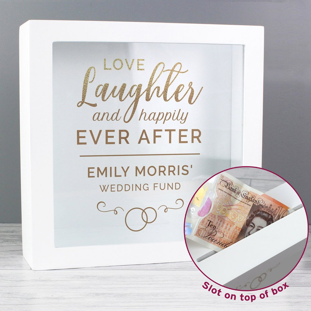 Happily Ever After Wedding Fund Box