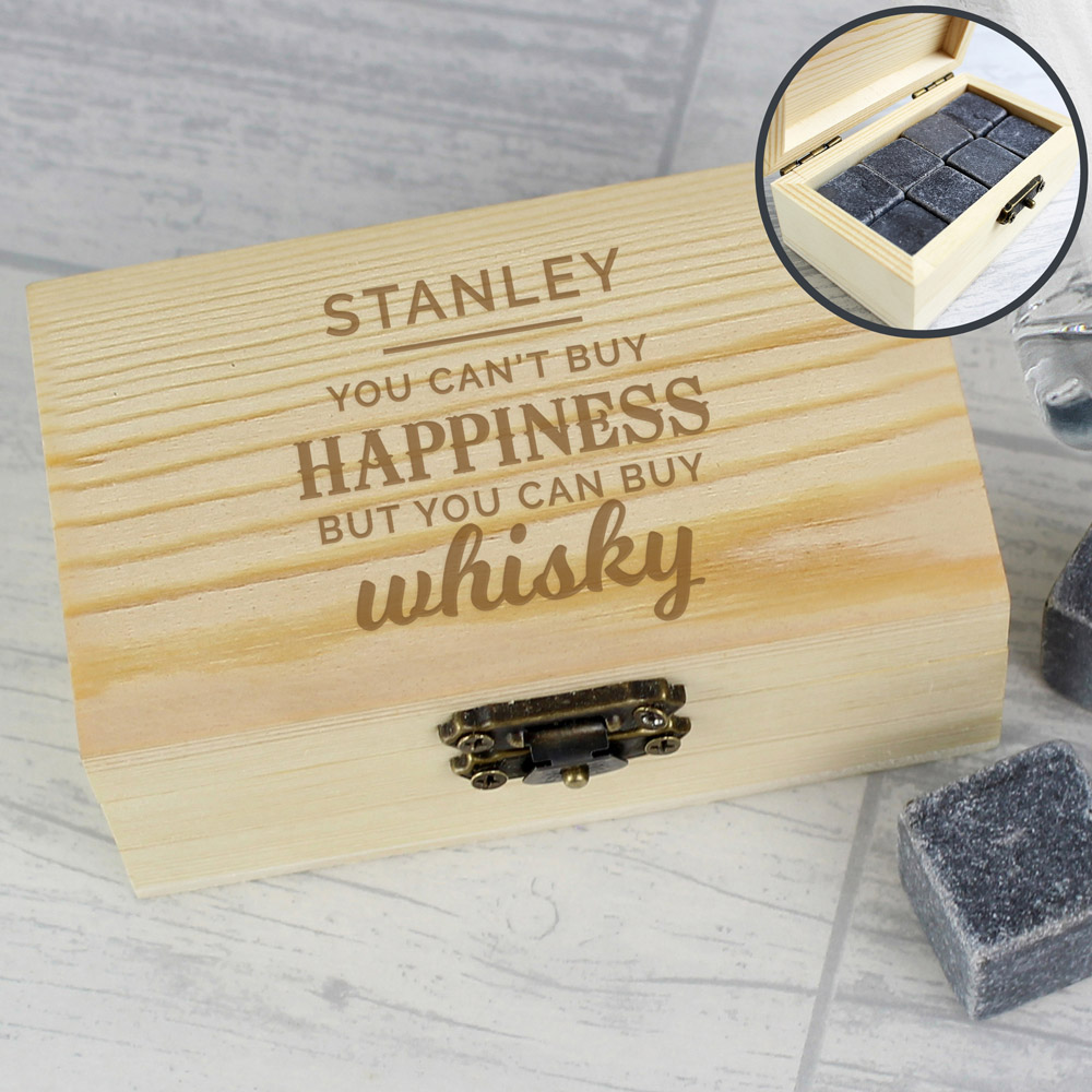Happiness Whisky Stones