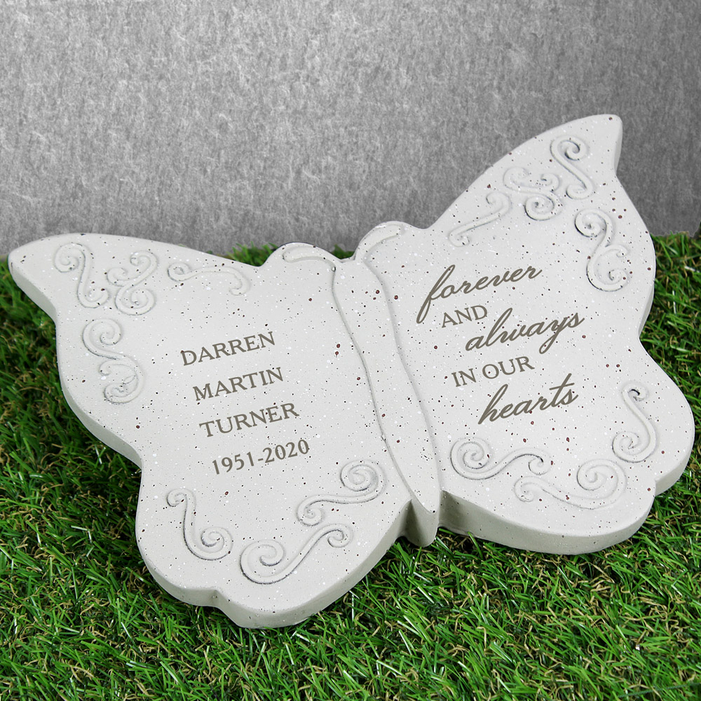 Forever and Always Memorial Butterfly