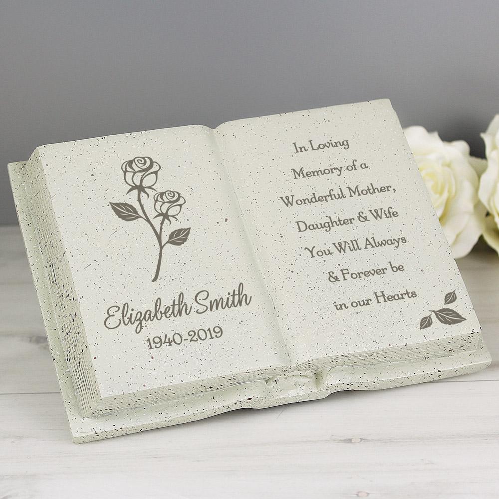 Rose Memorial Book