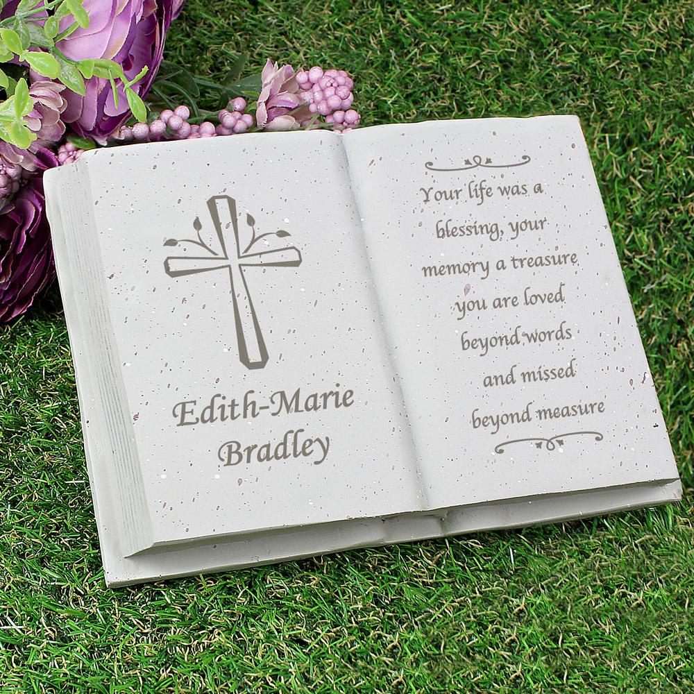 Cross Memorial Book