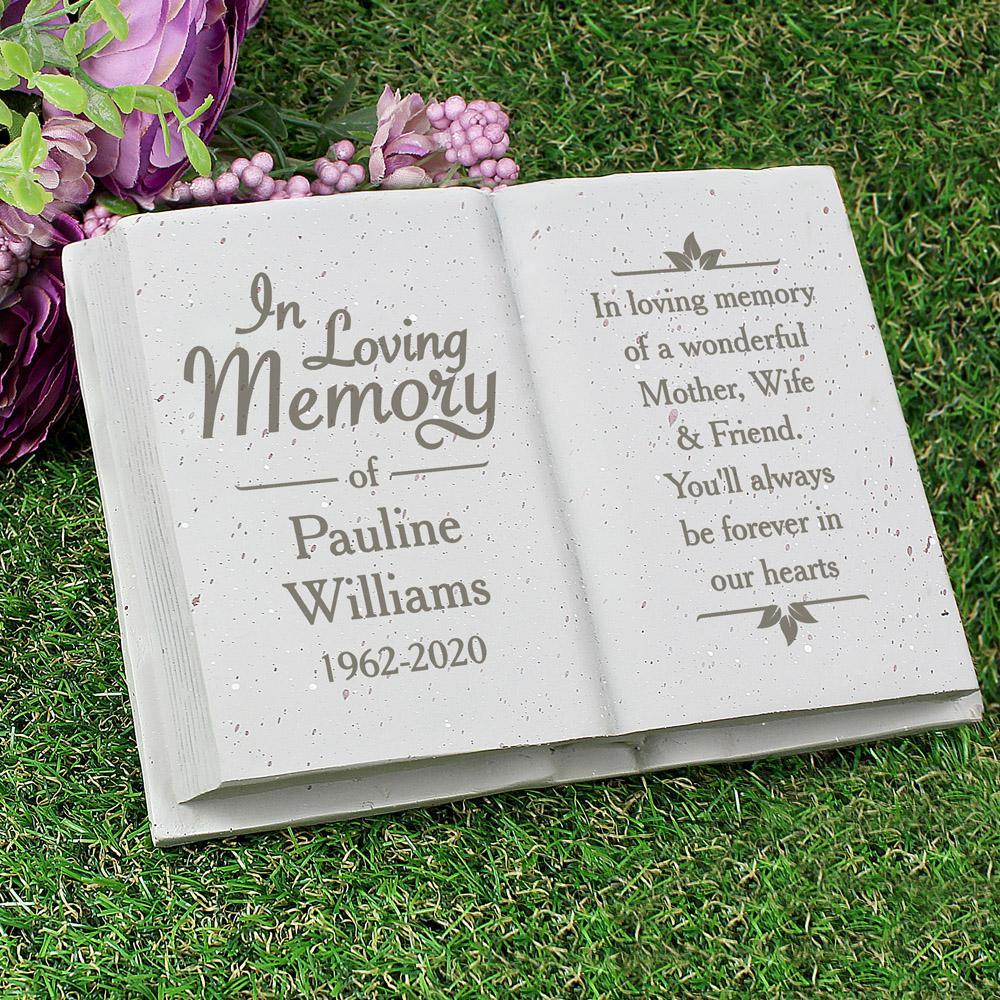 In Loving Memory Memorial Book