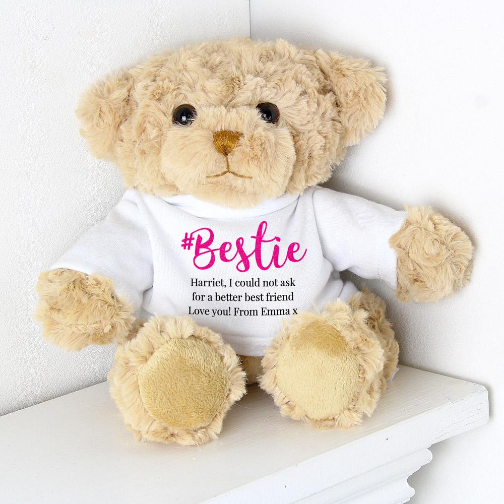 #Bestie Teddy