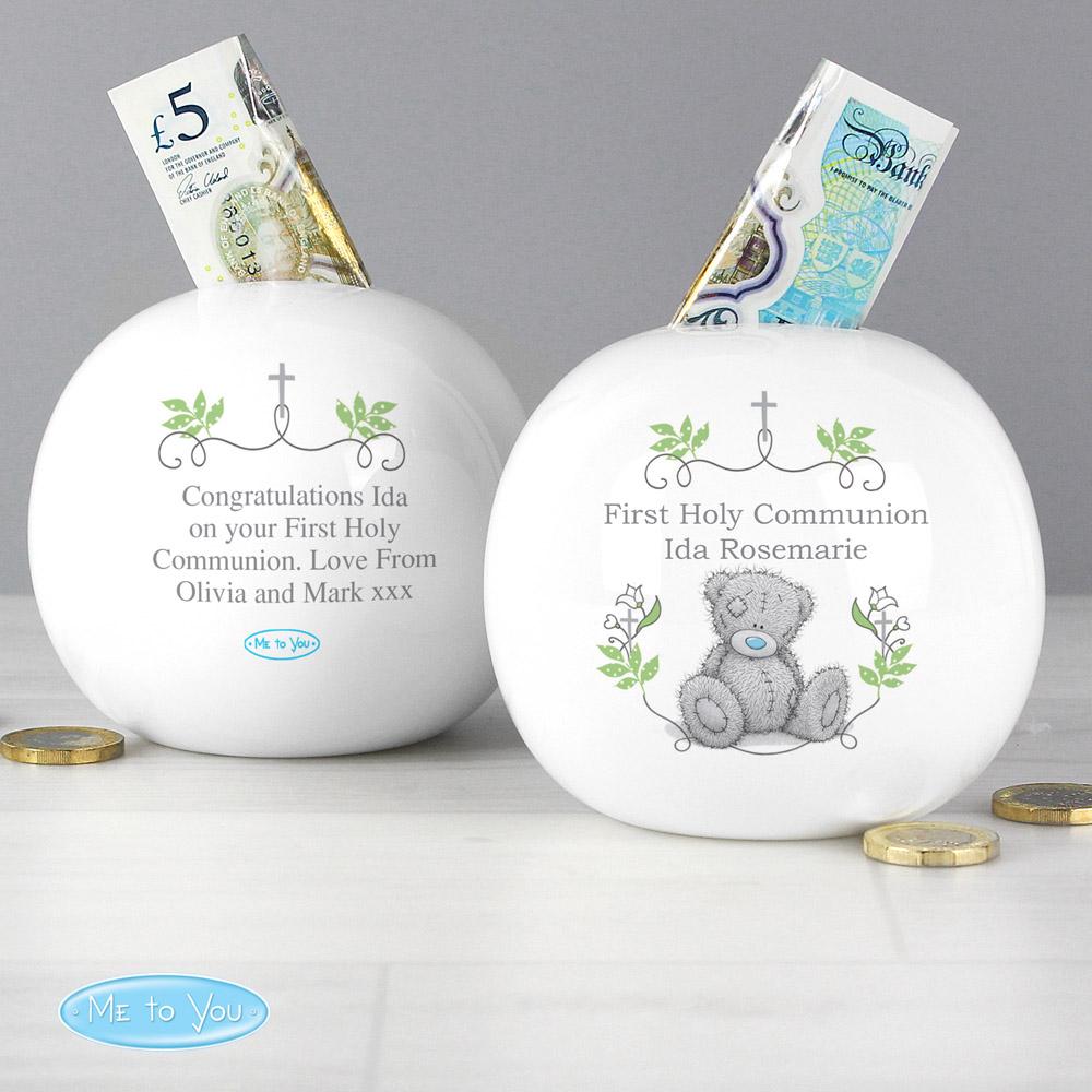 Me To You Religious Cross Money Box