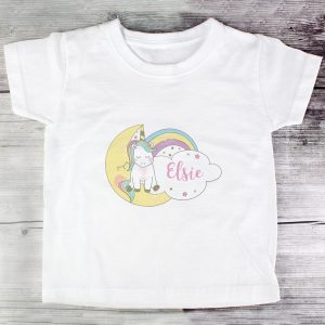 Baby Unicorn T shirt 2-3 Years