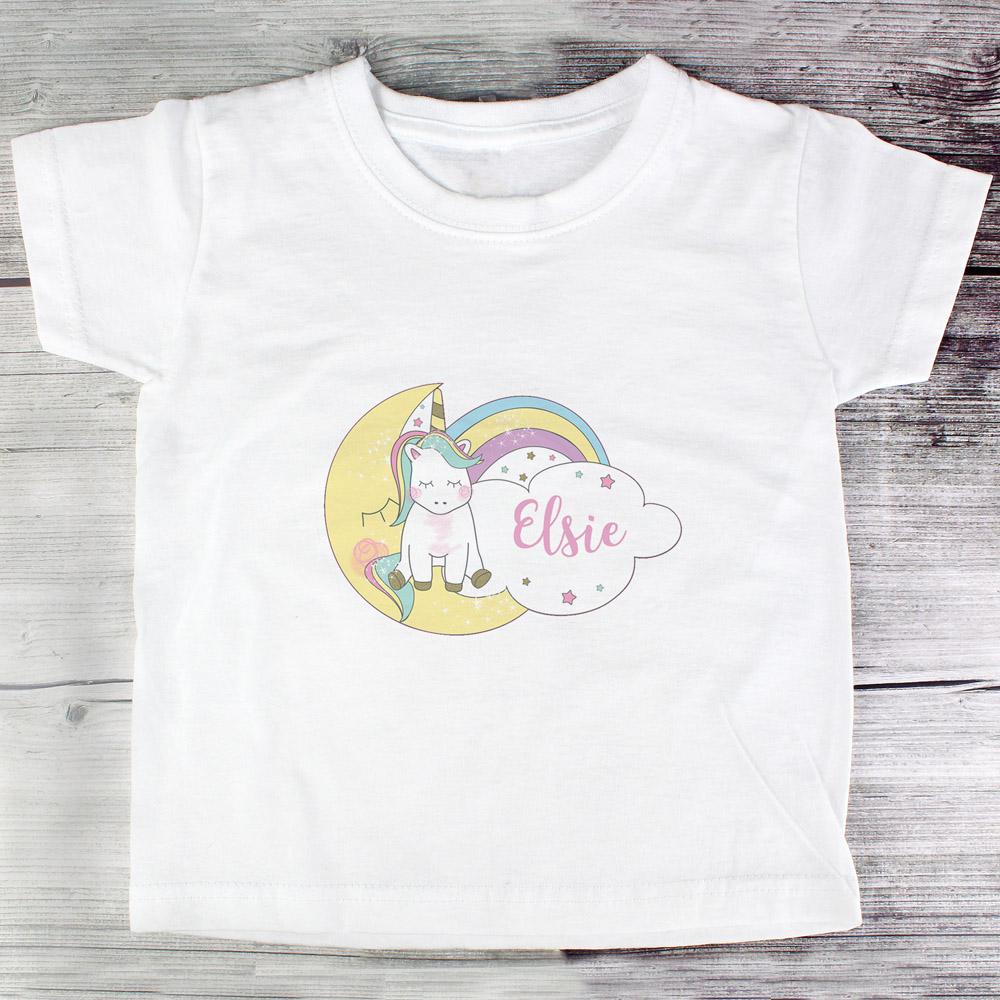 Baby Unicorn T shirt 2-3 Years