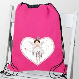 Fairy Princess Swim & Kit Bag