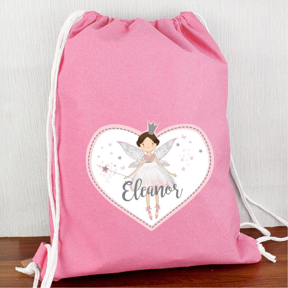 Fairy Princess Swim & Kit Bag
