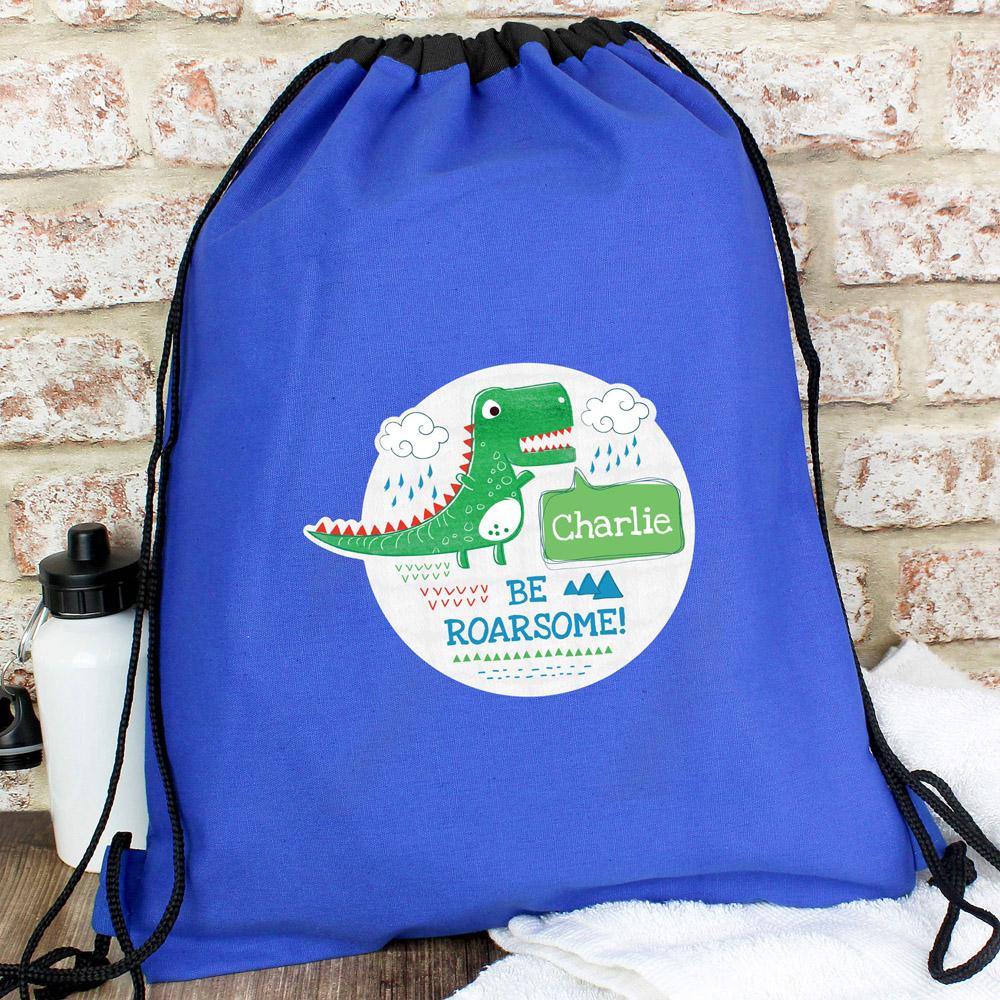 Be Roarsome' Dinosaur Swim & Kit Bag