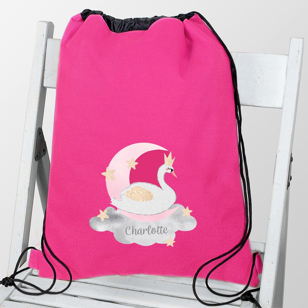 Swan Lake Swim & Kit Bag
