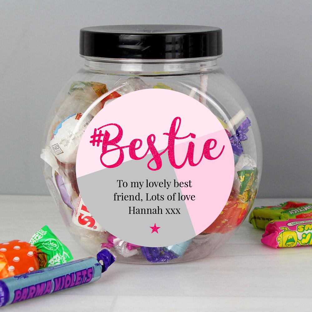 #Bestie Sweet Jar