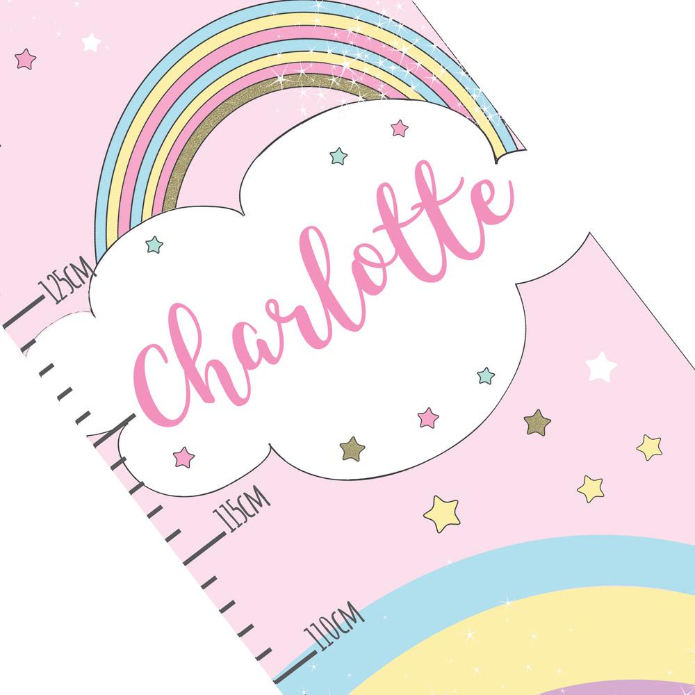 Baby Unicorn Height Chart