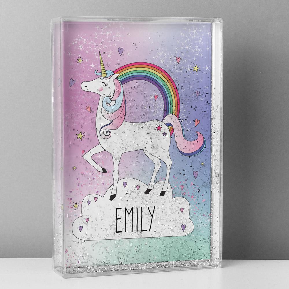 Unicorn Glitter Shaker