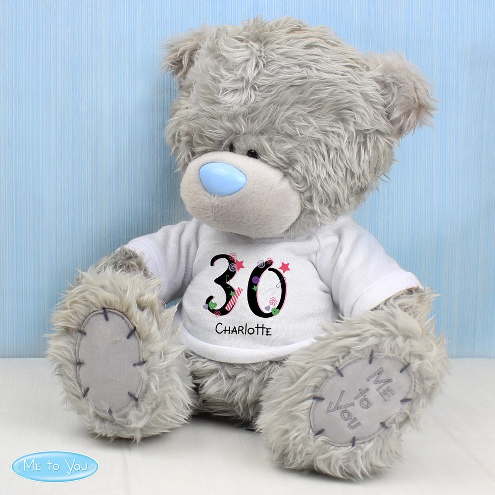 Me to You Bear with Big Age Birthday T-Shirt