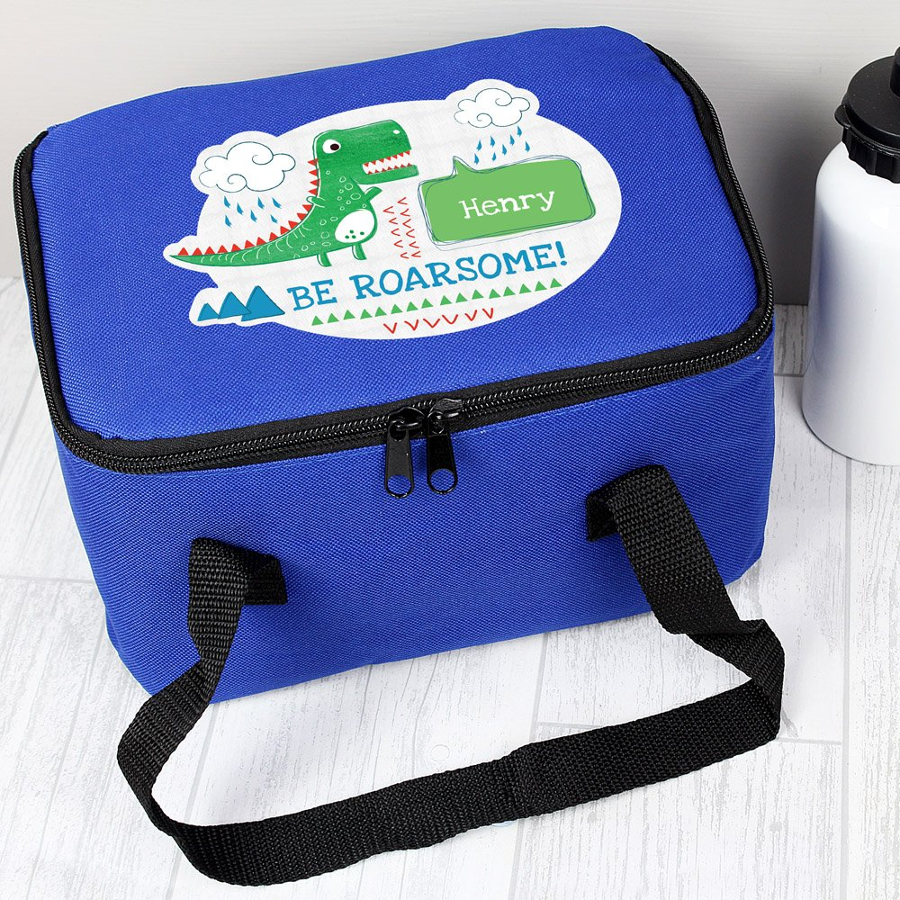 Be Roarsome' Dinosaur Lunch Bag
